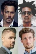Mens face style