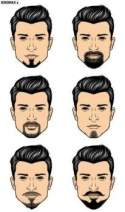 Men's beard and goatee styles