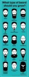 Beard shave designs