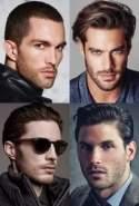 Different short beard styles